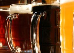 Огромный ассортимент пивной продукции